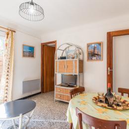 Salon-séjour - Location de vacances - Banyuls-sur-Mer