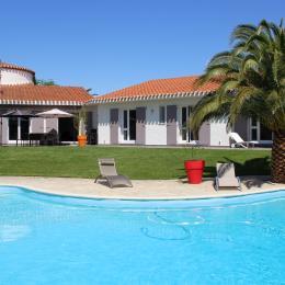 Maison côté jardin - Location de vacances - Pollestres