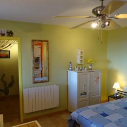 Chambre Tribord - Chambre d'hôtes - Cerbère
