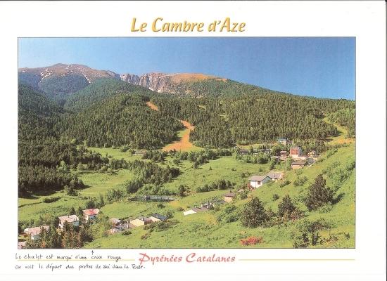 situation sur le site - Location de vacances - Saint-Pierre-dels-Forcats