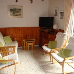 ét: séjour 1 - Location de vacances - Saint-Pierre-dels-Forcats