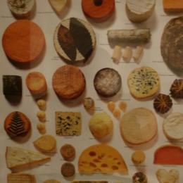 une partie des fromages de De Gaulle   - Location de vacances - Argelès-sur-Mer