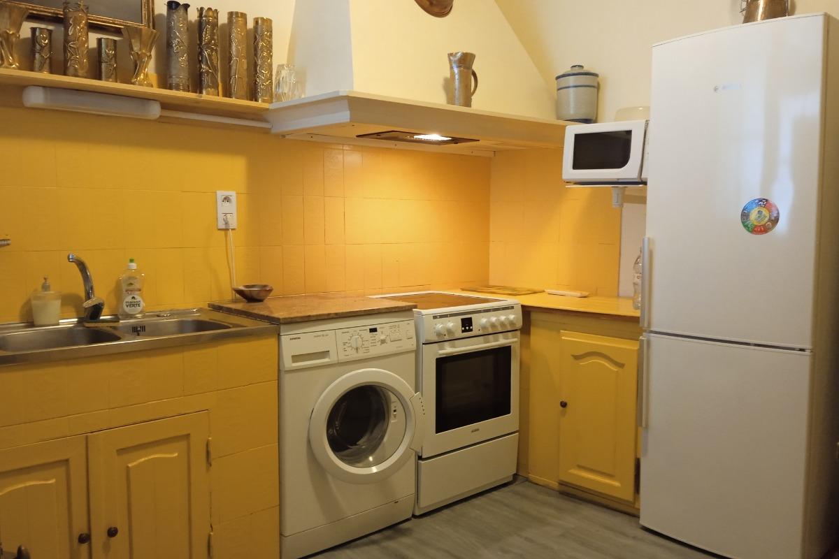 Salle à manger  - Location de vacances - Vernet-les-Bains