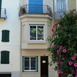 Façade - Location de vacances - Vernet-les-Bains