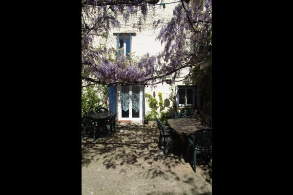 Gîte Les Glycines. - Location de vacances - Llupia