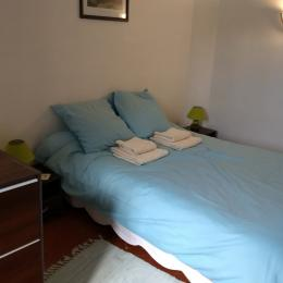 La chambre double - Location de vacances - Llupia