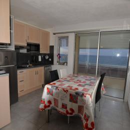 partie cuisine  - Location de vacances - Canet-en-Roussillon