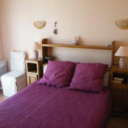 chambre 1 - Location de vacances - Montauriol