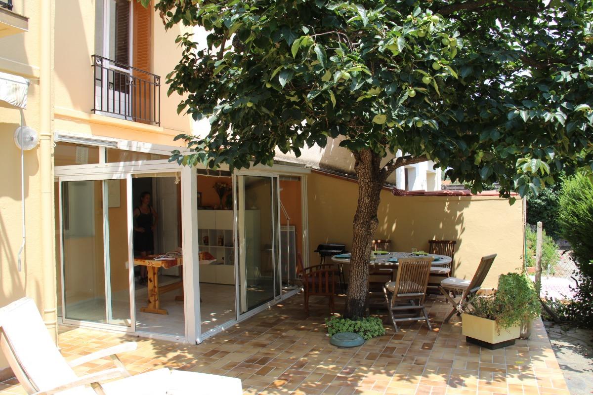 Véranda - Location de vacances - Amélie-les-Bains-Palalda