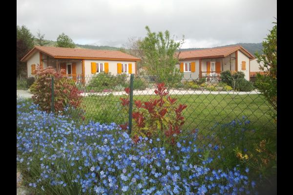 la propriété s'éveille au printemps - Location de vacances - Fuilla