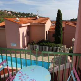 Balcon - Location de vacances - Collioure