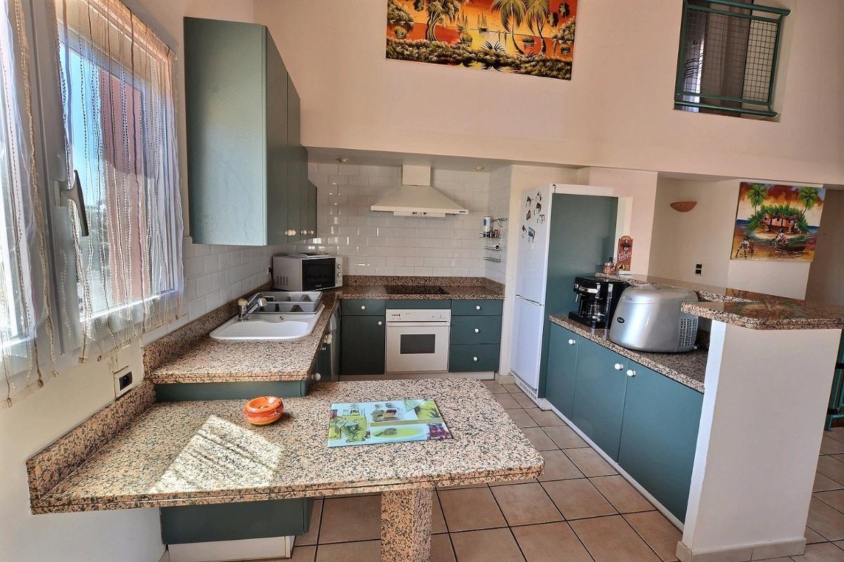 La cuisine - Location de vacances - Argelès-sur-Mer