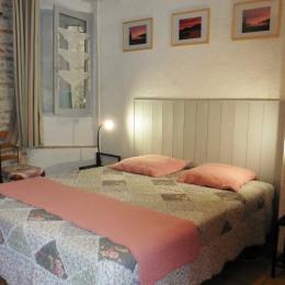 Grande chambre - Location de vacances - Collioure