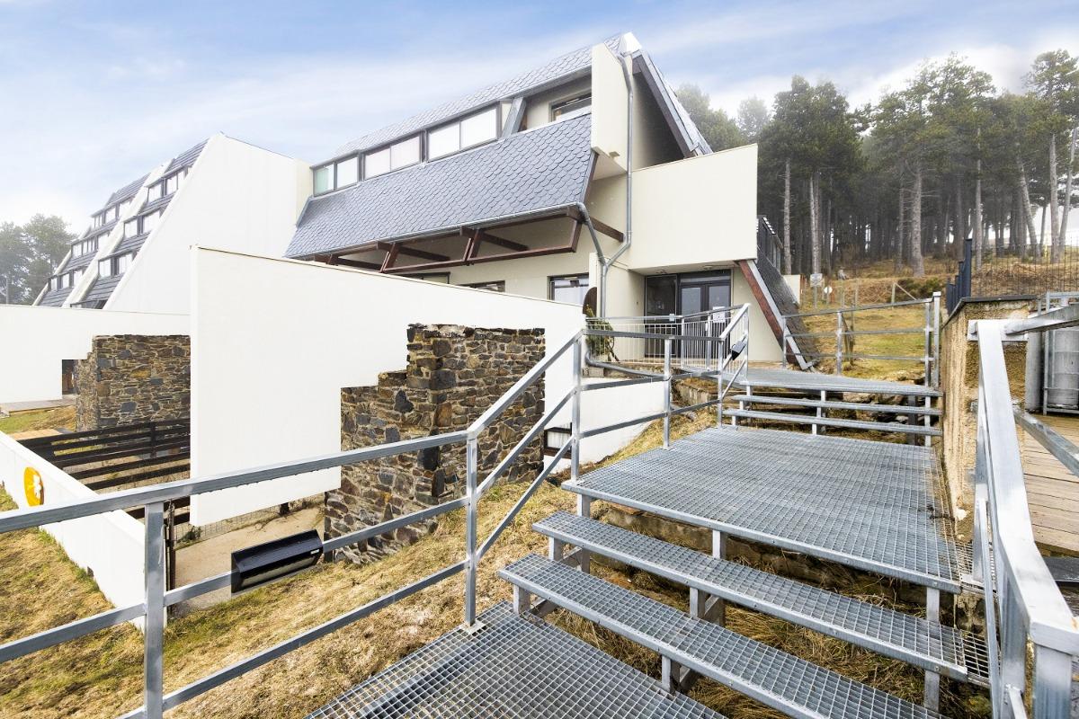 chambre - Location de vacances - Eyne