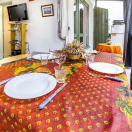 veranda - Location de vacances - Eyne