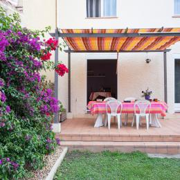 coté jardin - Location de vacances - Perpignan
