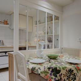 Le salon côté cour - Location de vacances - Perpignan