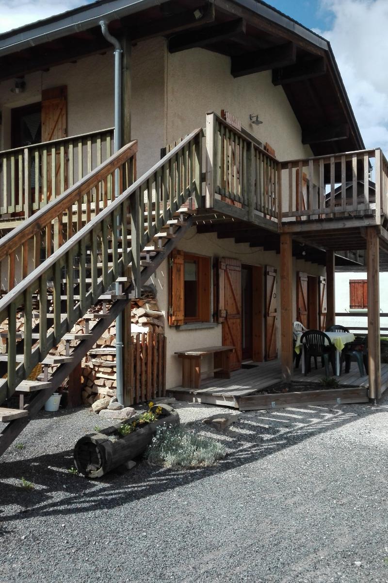 Vue de la location - Location de vacances - Saint-Pierre-dels-Forcats