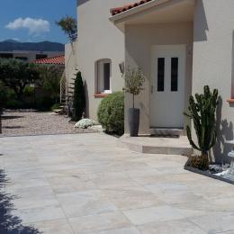 Terrasse sud 18 m² - Location de vacances - Argelès-sur-Mer