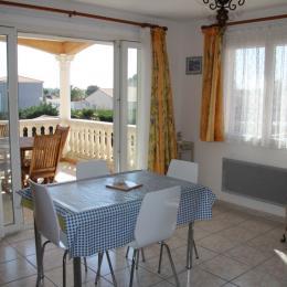 Chambre Manon  - Location de vacances - Villelongue-de-la-Salanque