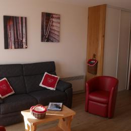 chambre 1 - Location de vacances - Font-Romeu-Odeillo-Via