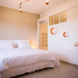 la chambre Roussillon - Chambre d'hôtes - Ponteilla