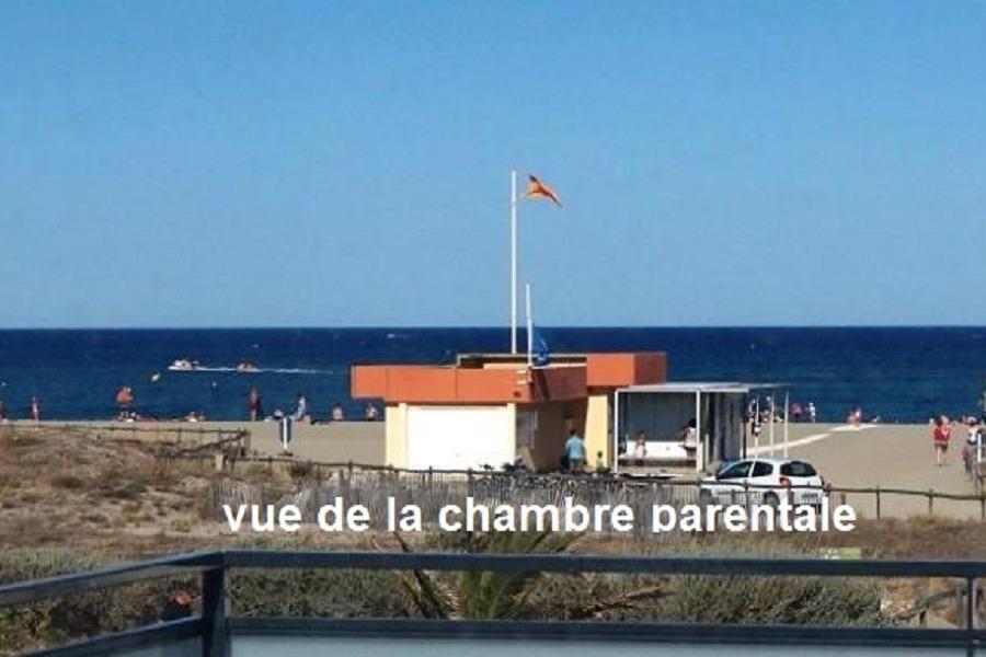 villa neuve à 20m de l'entrée de la plage - Location de vacances - Le Barcarès