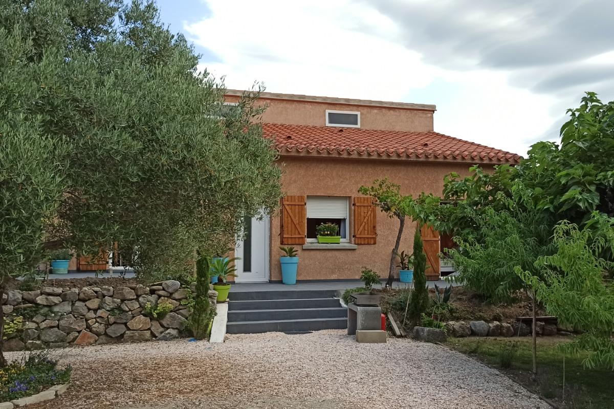Villa des Hirondelles - Location de vacances - Caudiès-de-Fenouillèdes