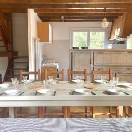 SEJOUR - cuisine - Location de vacances - Matemale