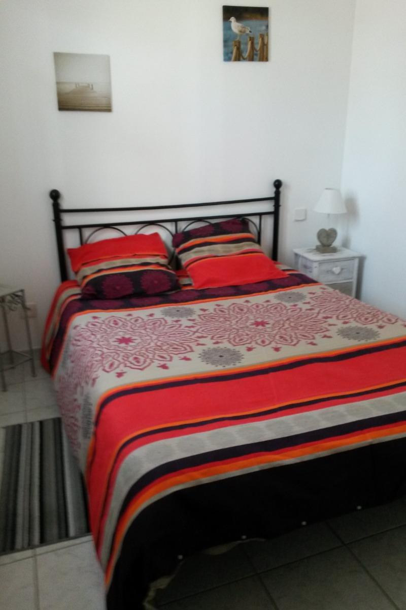 chambre parentale - Location de vacances - Le Barcarès