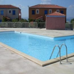 piscine de la résidence - Location de vacances - Le Barcarès