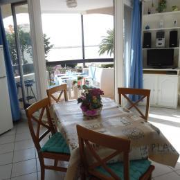 VUE SUR BALCON - LAC MARIN -MONT CANIGOU - Location de vacances - Barcarès(Le)
