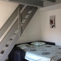 La cabine avec la télévision - Location de vacances - Canet-en-Roussillon