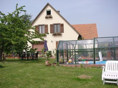 - Chambre d'hôtes - Mittelbergheim
