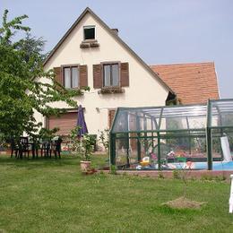 - Chambre d'hôte - Mittelbergheim