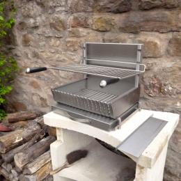 Le barbecue - Location de vacances - Stotzheim