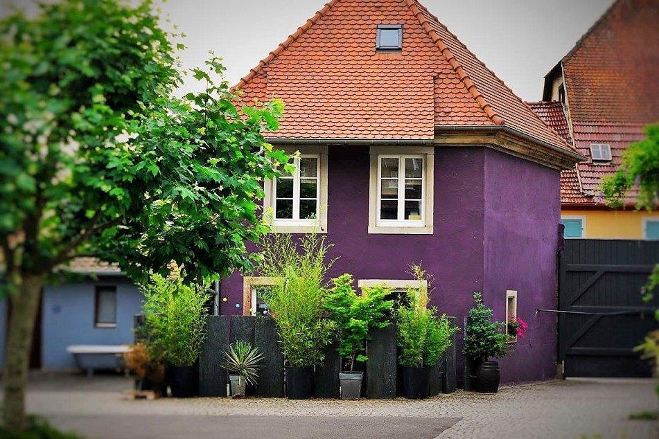 Maisonnette côté cour - Location de vacances - Gertwiller