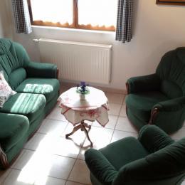 Espace salon, Rottelsheim, proche Strasbourg - Location de vacances - Rottelsheim