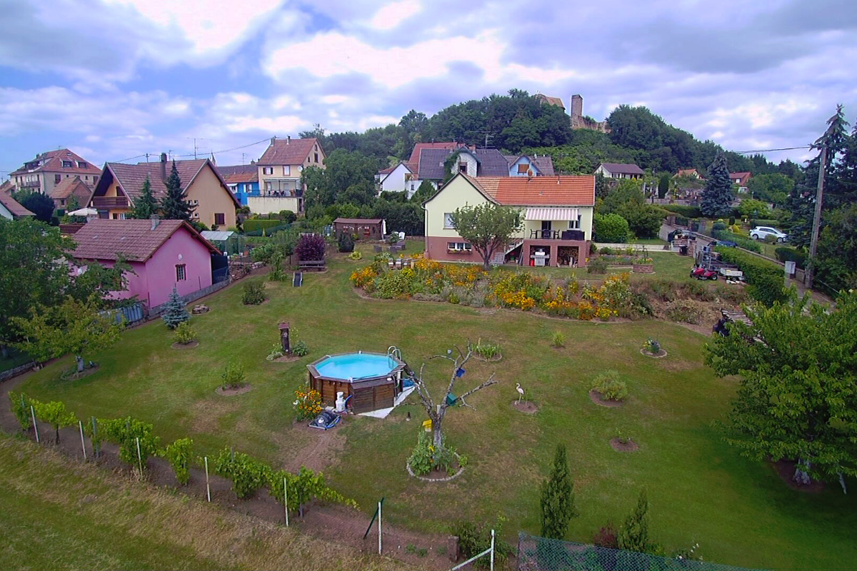 - Location de vacances - Lichtenberg