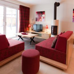Chambre 2 lits simples - Location de vacances -