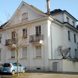 une maison de maître 1900 quartier résidentiel de l'Orangerie - Location de vacances - Strasbourg