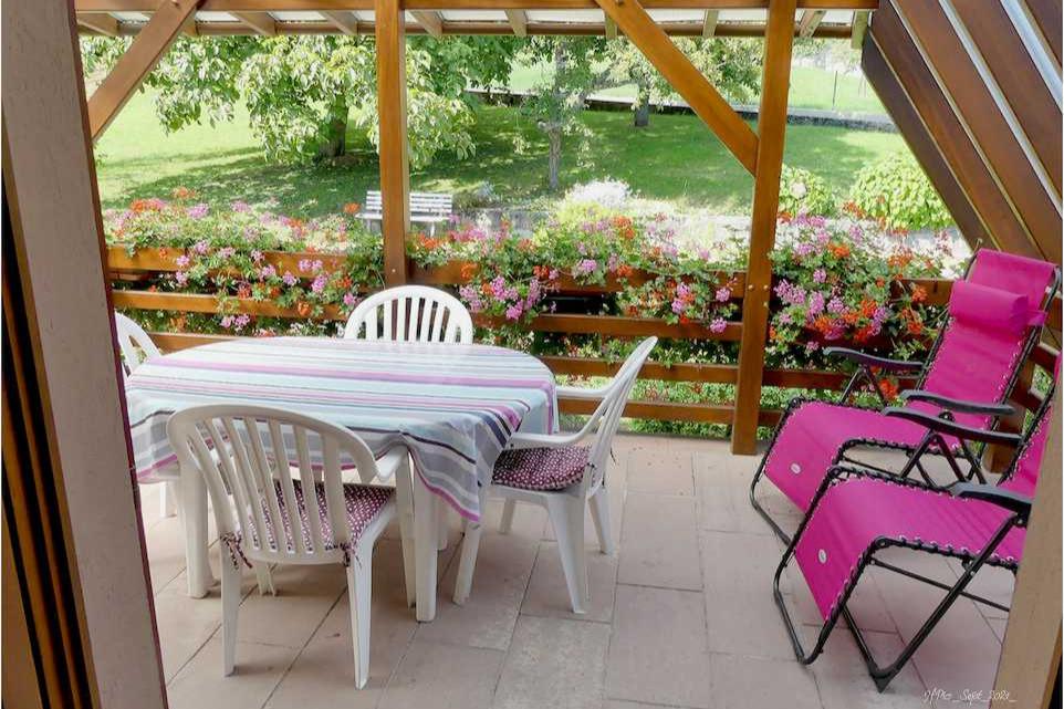 Extérieur 14.02.2021 - Location de vacances - Breitenbach