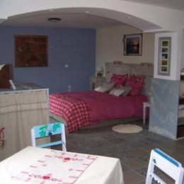 votre chambre et ses aménagements - Chambre d'hôtes - Muttersholtz