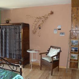 espace détente - Chambre d'hôtes - Muttersholtz