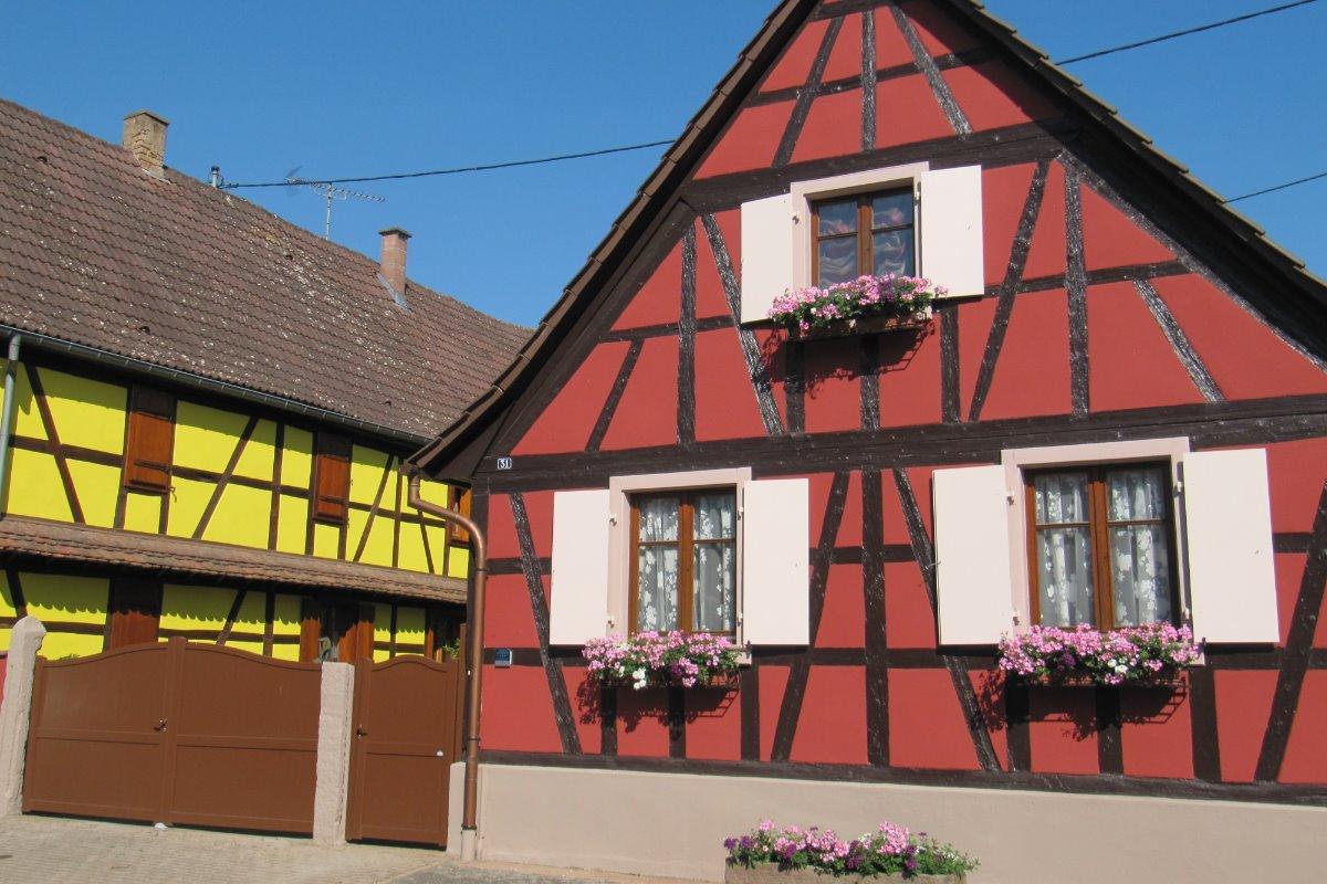 Les Coquelicots - Location de vacances - Kogenheim