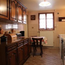 cuisine - Location de vacances - Kogenheim
