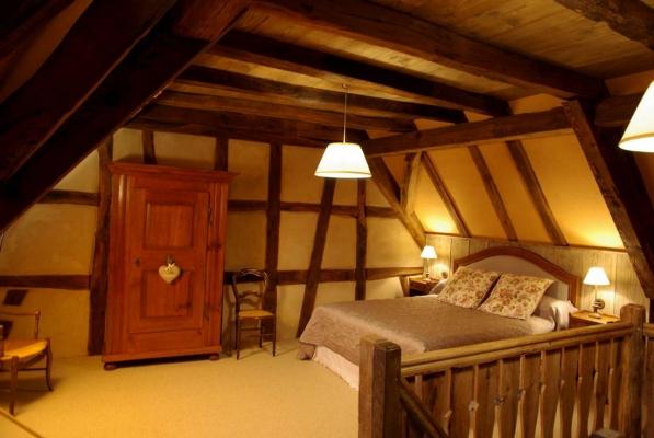 CHAMBRE 1 SUITE HANSI - Chambre d'hôtes - Imbsheim