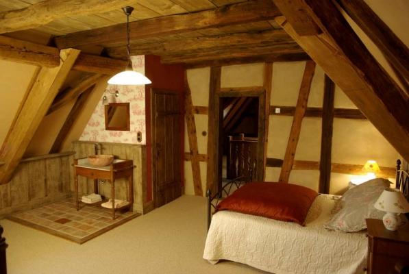 CHAMBRE 2 SUITE HANSI - Chambre d'hôtes - Imbsheim