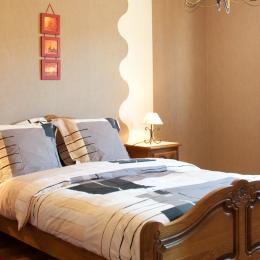 Chambre spacieuse - Location de vacances - Wasselonne