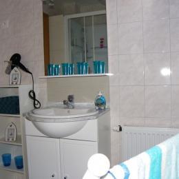 Salle de bain - Location de vacances - Wasselonne